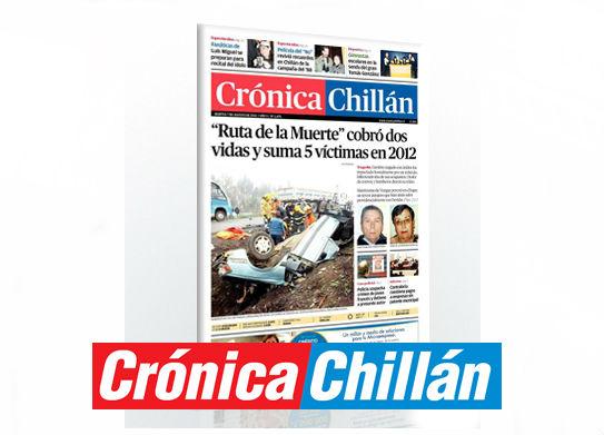 Diario Crónica Chillán