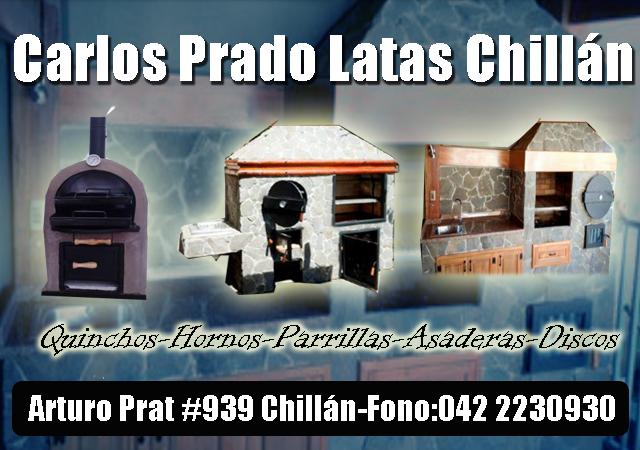 Carlos Prado Latas Chillán