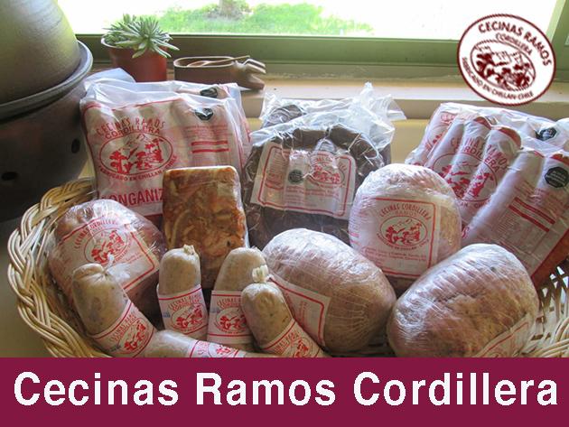 Cecinas Ramos Cordillera